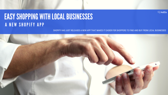 Shopify App Local Business
