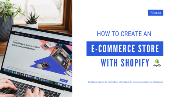 eCommerce Store Shopify